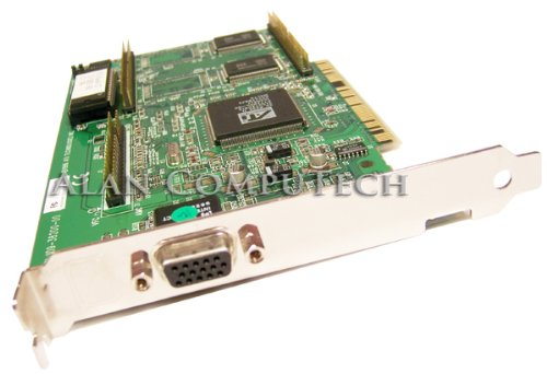 ATI - ATi 3D Rage-II 2MB VGA PCI Video Card 109-38200-00 VIDPCI025AAWW