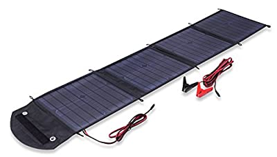 Visua VSSP 500W High Power Fold Up Portable Solar Panel Battery Charger Kits For Caravans, Motorhomes