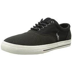 Polo Ralph Lauren Men's Vaughn Saddle Fashion Sneaker