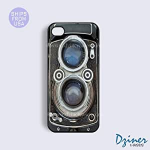 LJF phone case ipod touch 4 Tough Case - Vintage Camera iPhone Cover