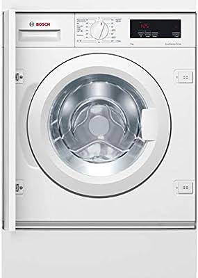 Bosch Serie 6 WIW24301ES - Lavadora (Integrado, Carga frontal, Blanco, Giratorio, Tocar, Izquierda, LED): 536.03: Amazon.es: Hogar