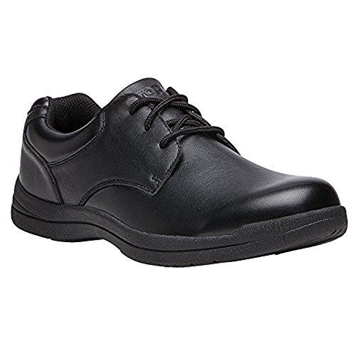 Propet Mens Marv Shoe & Oxy Cleaner Bundle Black boc0btwlk