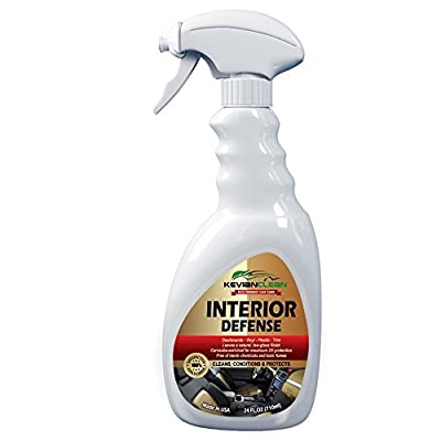 KevianClean Interior Defense Car Vinyl Protectant Dashboard Cleaner