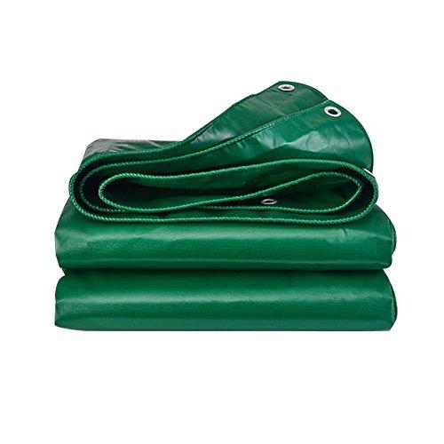 スリップコールド未来LIXIONG オーニング テント 防水 日焼け止め 屋外 増粘 断熱 カーポート 、0.6mm, カスタマイズ可能なサイズ (色 : Green, サイズ さいず : 2.8x3.8m)