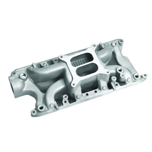 Professional Products 54026 Satin Crosswind Intake Manifold for Small Block Ford - Crosswind Manifold Satin