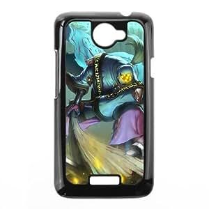 HTC One X Phone Case Cover Black League of Legends Vandal Jax EUA15993757 Durable Personalized Case