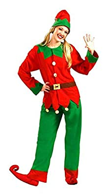 Forum Novelties Simply Elf Unisex Adult Costume