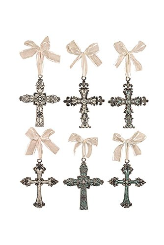 Cross Ornament Set - First of a Kind 6