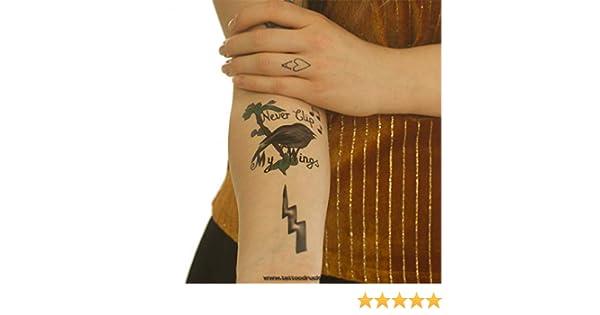 1 juego de tatuajes Full Amy Winehouse – 13 diseños en 4 tarjetas ...