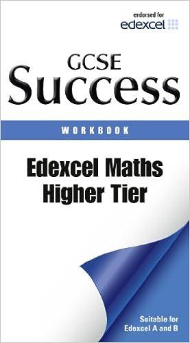 Libros Gratis Descargar Edexcel Maths - Higher Tier: Revision Workbook PDF Gratis