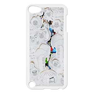 iPod Touch 5 Case White Envato art U0K8PQ
