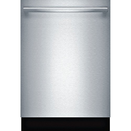 "Price comparison product image Bosch SHX5AV55UC 24"" Ascenta Energy Star Rated Dishwasher with 14 Place Settings Stainless Steel Tub 5 Wash Cycles Infolight RackMatic and 24/7 Overflow Protection System in Stainless"