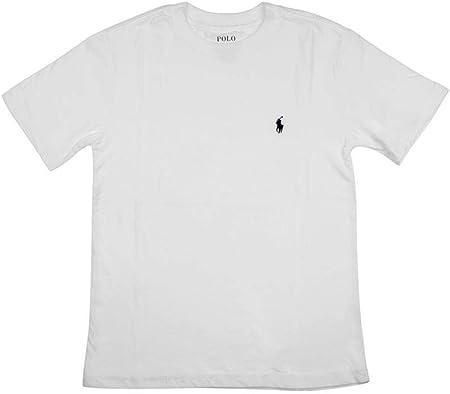 Brand: Ralph Lauren Childrenswear,Prodotto: T-Shirt,Jersey,Modello: 323674984,Colore: Bianco
