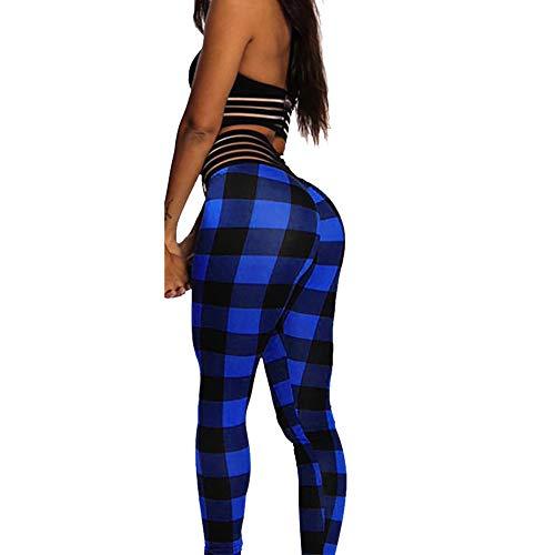 Pantalones Leggings Vestir Deportivos Yoga para Mujer Otoño Invierno 2018 PAOLIAN Pantalones Running Fitness Moda Cintura Alta Jogger de Chandal Pantalones ...