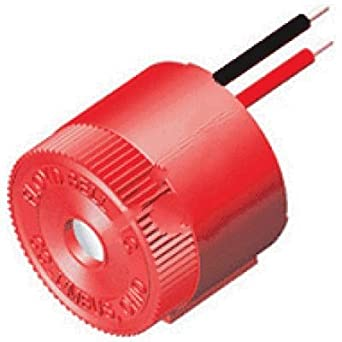 Floyd Bell Inc  M-80W , Alarm, Piezoelectric, 92 dBA to 103 dBA@ 2 Ft ,  Extra Loud Continuous, 5-15VDC