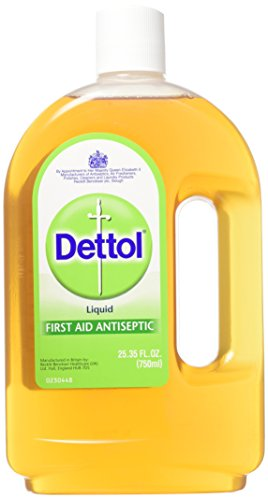 Dettol Antiseptic Liquid 750ml England (Pack of 3) ()