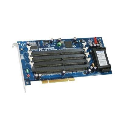 Gigabyte Sata Controller (Gigabyte GC-RAMDISK i-RAM 4 GB Hard Drive)