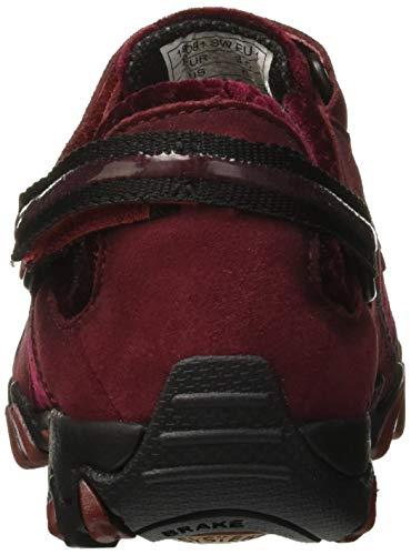 Red Allrounder soft De Zapatillas Mephisto Niro 67 01 By h Mujer Para C Entrenamiento dk winter suede vFqrZv
