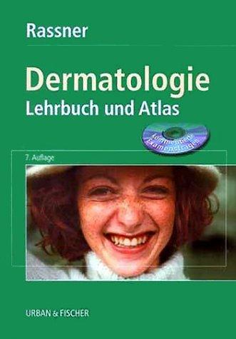 Dermatologie & CD-ROM: Lehrbuch und Atlas