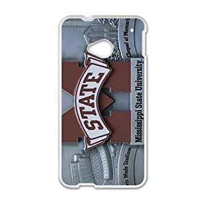 mississippi state Phone Case for HTC One M7