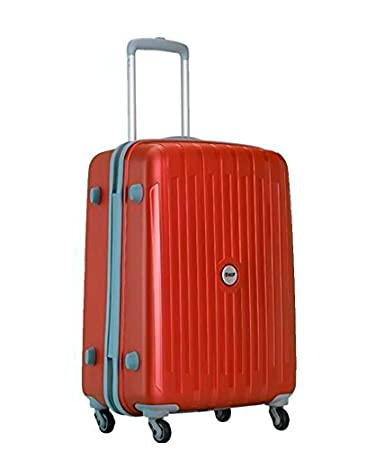 Vip Polypropylene Red Suitcases Trolley Bags Amazon In Bags