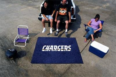 NFL - San Diego Chargers Tailgater Rug