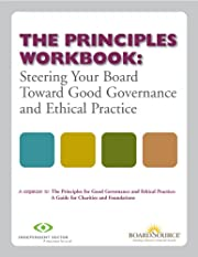The Principles Workbook: Steering Your Board…