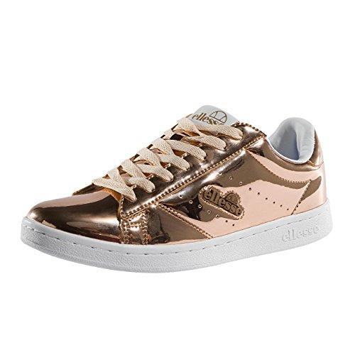 ellesse Damen Schuhe/Sneaker Heritage Anzia Metallic Goldfarben