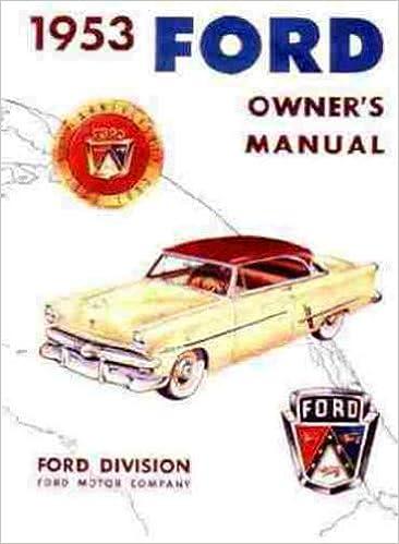 car owner manual book