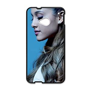 DIY Printed Ariana Grande hard plastic case skin cover For HTC One M7 SN9Q992285