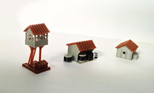 Review Outland Models Train Railway