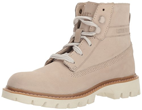 Caterpillar Womens Basis Lace up Leather Fashion Boot Cashew