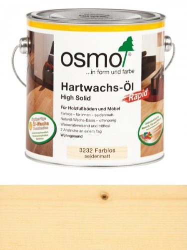 Osmo-Polyx Hartwachs Öl seidenmatt      2,500 L