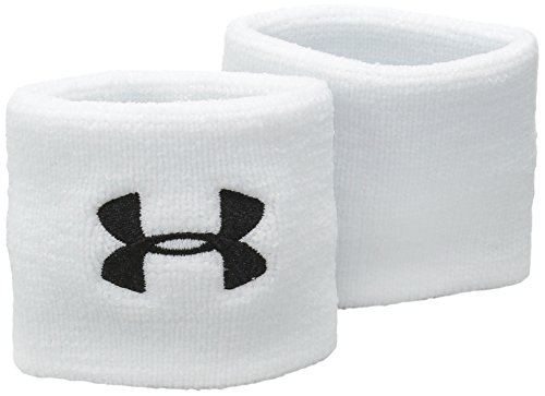 "Under Armour Men's three"" Performance Wristbands – DiZiSports Store"