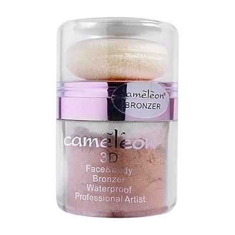 Cameleon 3D Face & Body Waterproof Bronzer - Natural ( 10g )