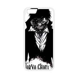 iPhone6 Plus 5.5 inch Cell Phone Case White Japanese Tokyo Ghoul AFK344499
