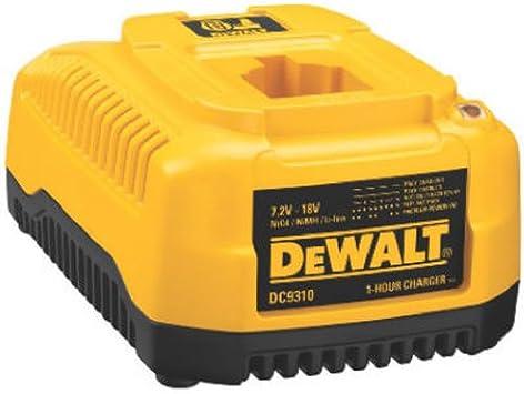 Amazon.com: DEWALT - Cargador de baterías DC9310 de ...