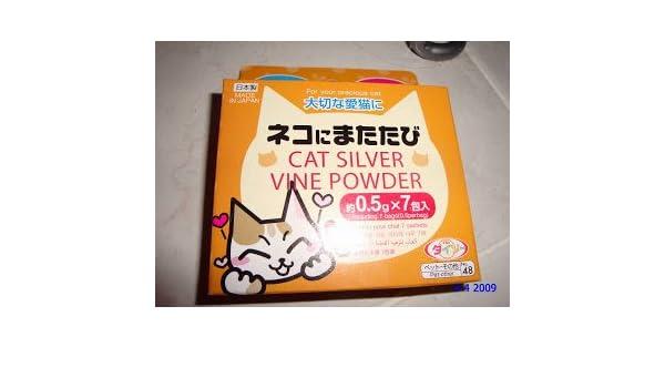 Amazon com : Daiso Cat Silvervine Powder : Pet Supplies