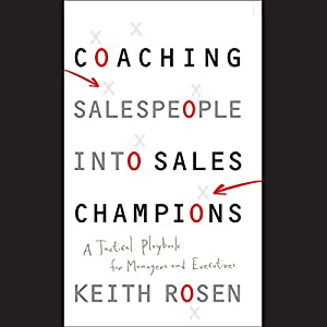 Coaching Salespeople into Sales Champions | Livre audio