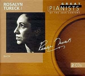 V1 Rosalyn Tureck: Bach (Digip