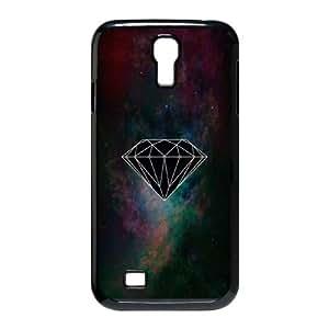 Samsung Galaxy S4 9500 Cell Phone Case Black Diamond SUX_933199