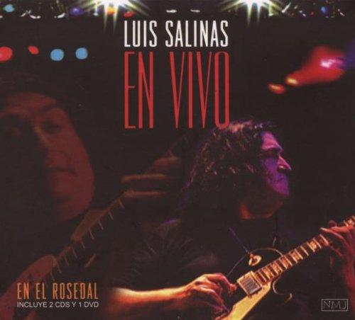 En Vivo En el Rosedal: Xx, Luis Salinas: Amazon.es: Música