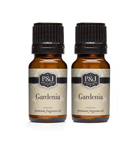 (Gardenia Fragrance Oil - Premium Grade Scented Oil - 10ml - 2-Pack)
