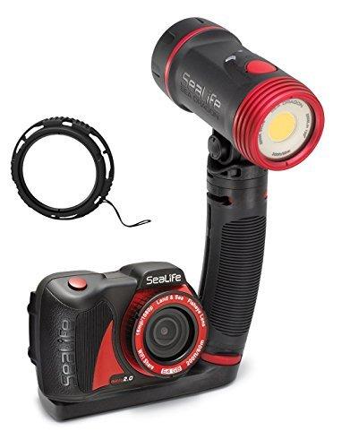 SeaLife Micro 2.0 Sea Dragon 2500 Pro Set w/ 10x Lens by SeaLife
