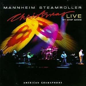 CHRISTMAS LIVE CD