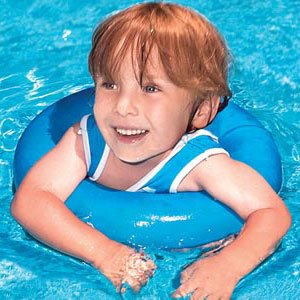 Swimline Swim-Tee Trainer, Blue