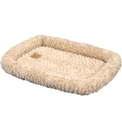 (SnooZZy Cozy Crate Donut Dog Bed Size: Intermediate (37