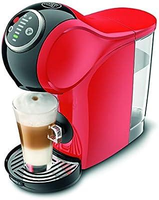 Nescafe Dolce Gusto Genio S Plus Automatic Coffee Machine - Red