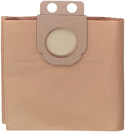 Amazon.com: METABO 5 - Bolsas de filtro de papel (631936000 ...
