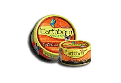 Earthborn Holistic Natural Canned Cat Food Catalina Catch Se